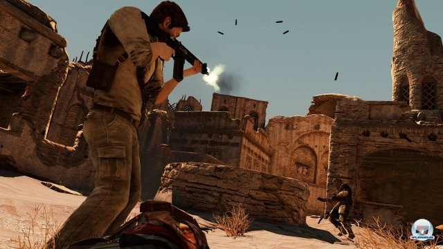 Screenshot - Uncharted 3: Drake's Deception (PlayStation3) 2272947