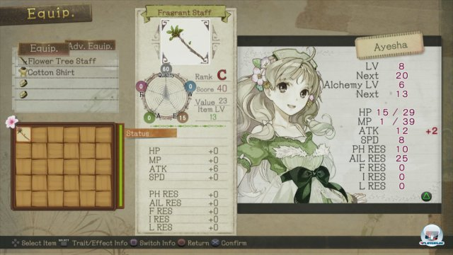 Screenshot - Atelier Ayesha: The Alchemist of Dusk (PlayStation3) 92440337