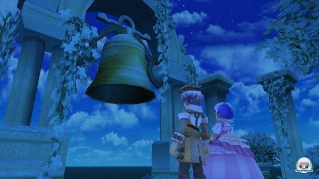 Screenshot - Rune Factory: Oceans (PlayStation3)