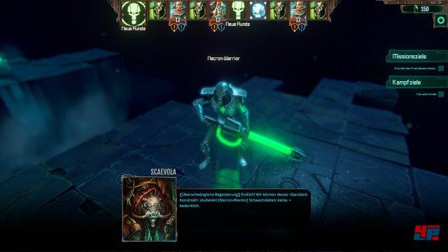 Screenshot - Warhammer 40.000: Mechanicus (Linux) 92579866