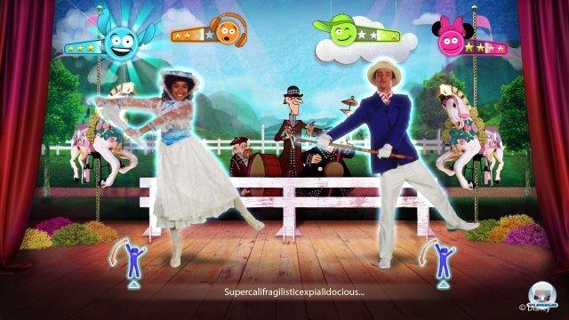 Screenshot - Just Dance: Disney Party (360) 2364517