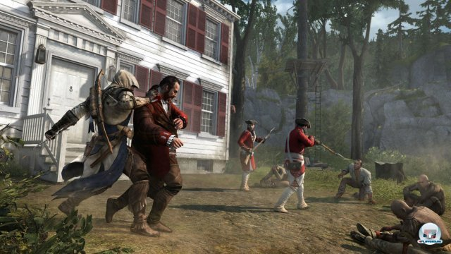 Screenshot - Assassin's Creed III (360) 92406227