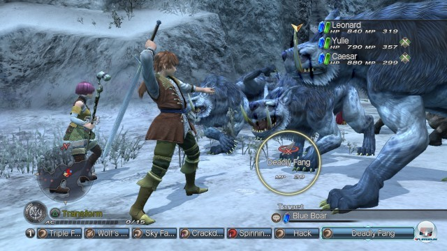 Screenshot - White Knight Chronicles II (PlayStation3) 2226903