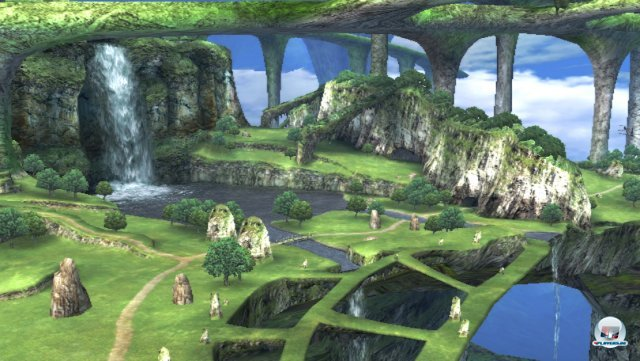 Screenshot - Xenoblade Chronicles (Wii)