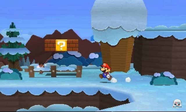 Screenshot - Paper Mario: Sticker Star (3DS) 2361202