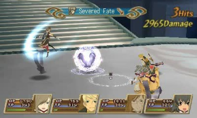Screenshot - Tales of the Abyss (3DS) 2264142