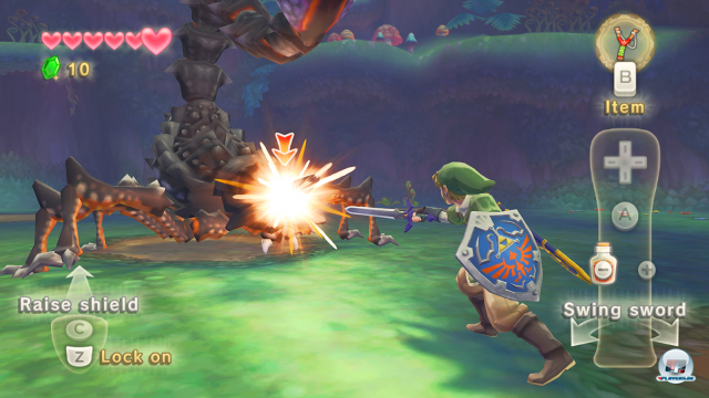 Screenshot - The Legend of Zelda: Skyward Sword (Wii) 2243399
