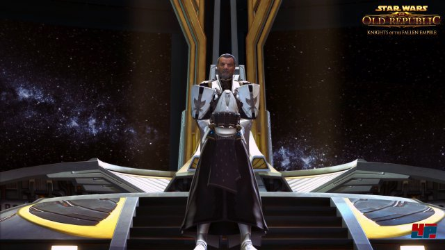 Screenshot - Star Wars: The Old Republic - Knights of the Fallen Empire (PC)