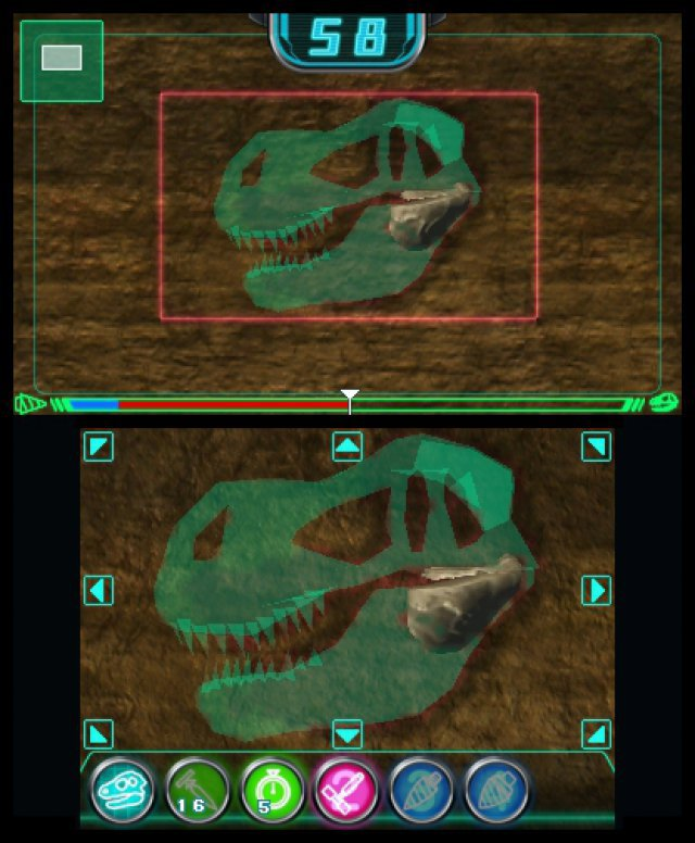 Screenshot - Fossil Fighters: Frontier (3DS)