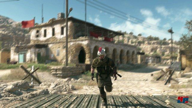 Screenshot - Metal Gear Solid 5: The Phantom Pain (360) 92497200