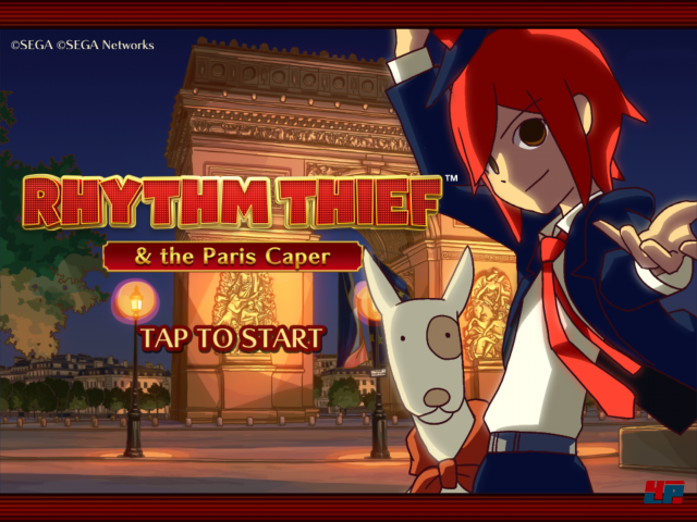 Screenshot - Rhythm Thief & der Schatz des Kaisers (iPad)