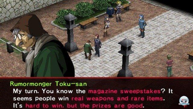 Screenshot - Shin Megami Tensei: Persona 2 - Innocent Sin (PSP) 2254507