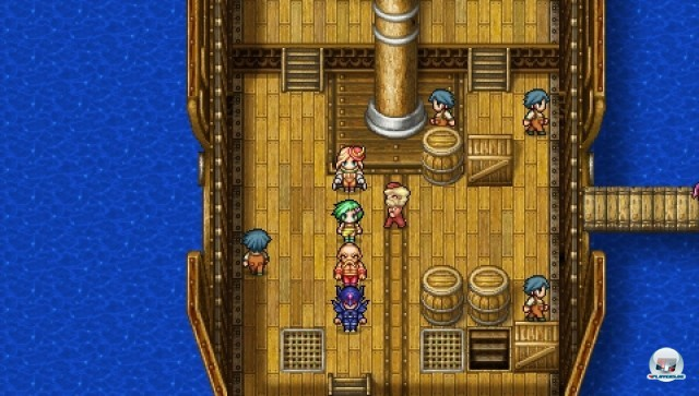 Screenshot - Final Fantasy IV: The Complete Collection (PSP)