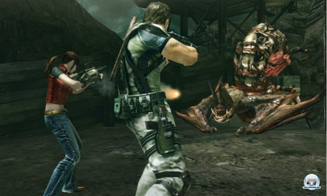 Screenshot - Resident Evil: The Mercenaries 3D (3DS) 2227423