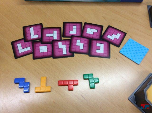 Tetris lässt grüßen...