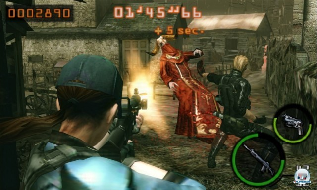 Screenshot - Resident Evil: The Mercenaries 3D (3DS) 2227478