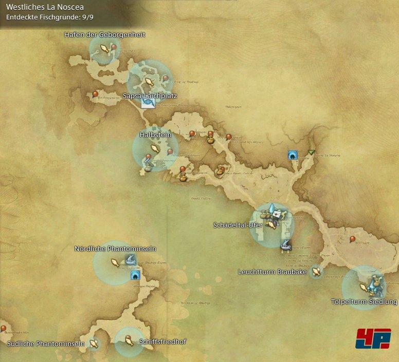 Finsterwald - Guides & Spieletipps zu Final Fantasy 14 Online: A ...