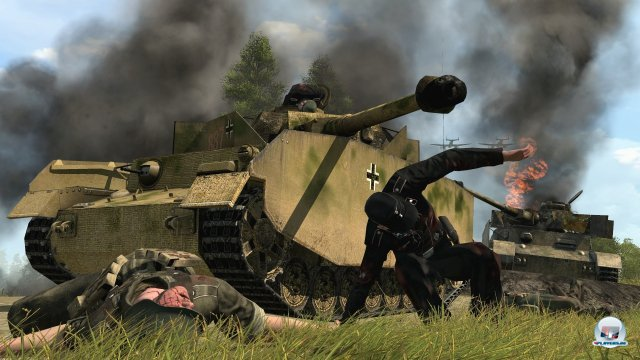 Screenshot - Iron Front - Liberation 1944 (PC) 2347282