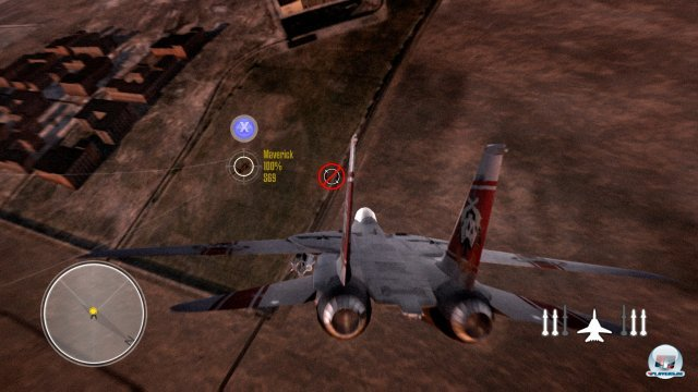 Screenshot - Top Gun: Hard Lock (PC)
