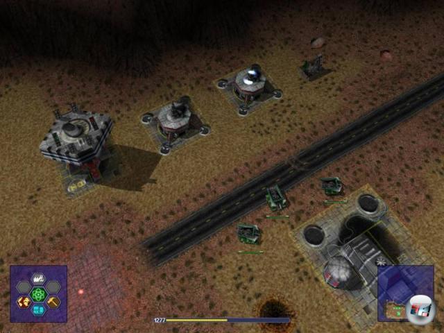 Информация об игре Название: Warzone 2100 Portable 2.2.4 Жанр: Strategy Год