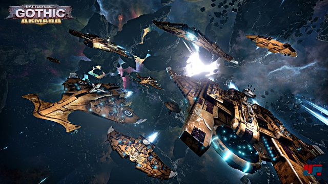 Screenshot - Battlefleet Gothic: Armada (PC)