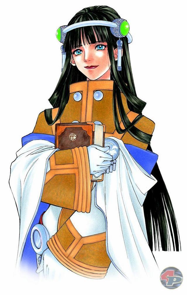 Hohepriesterin der Kirche von Granas