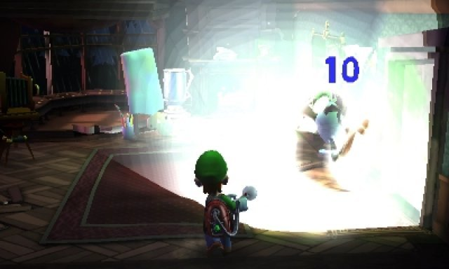 Screenshot - Luigi's Mansion 2 (3D