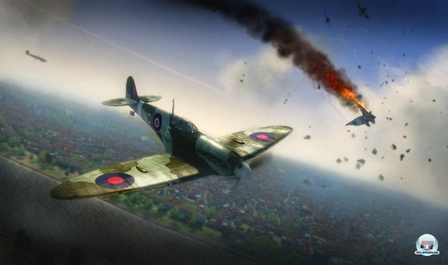 Screenshot - Combat Wings - The Great Battles of WWII (360) 2323367