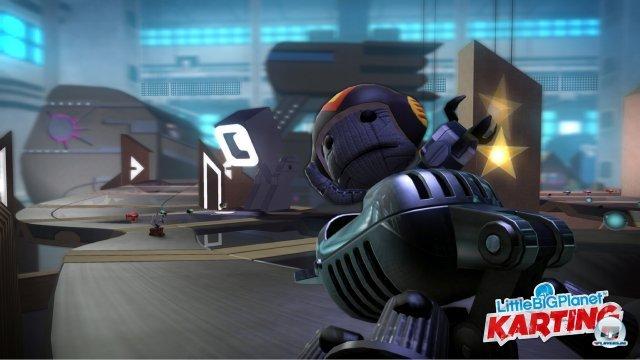 Screenshot - LittleBigPlanet Karting (PlayStation3) 2359047