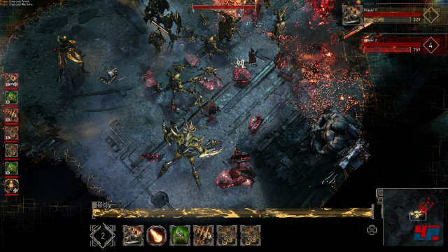 Screenshot - Golem Gates (PC)