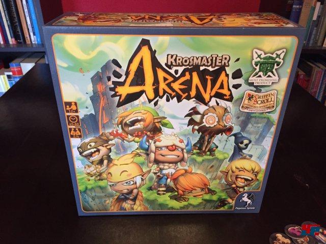 Screenshot - Krosmaster Arena (Spielkultur)