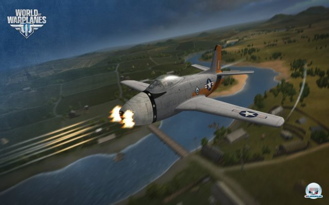 Screenshot - World of Warplanes (PC) 2370397