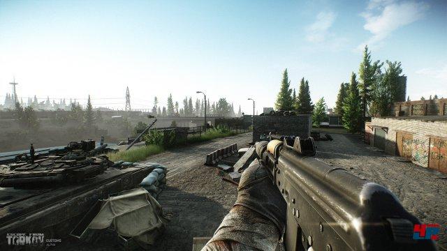 Screenshot - Escape from Tarkov (Mac)