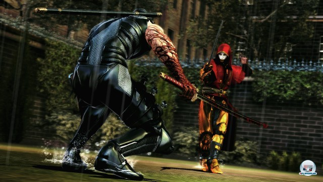 Screenshot - Ninja Gaiden 3 (PlayStation3) 2247242