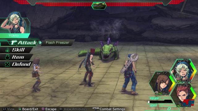 Screenshot - Metal Max Xeno (PS4) 92574967
