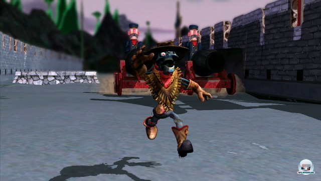 Screenshot - The Gunstringer (360) 2244812