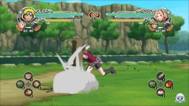 Screenshot - Naruto Shippuden: Ultimate Ninja Storm Generations (PlayStation3) 2295837
