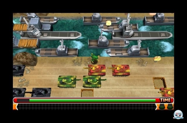 Screenshot - Frogger 3D (3DS) 2252742