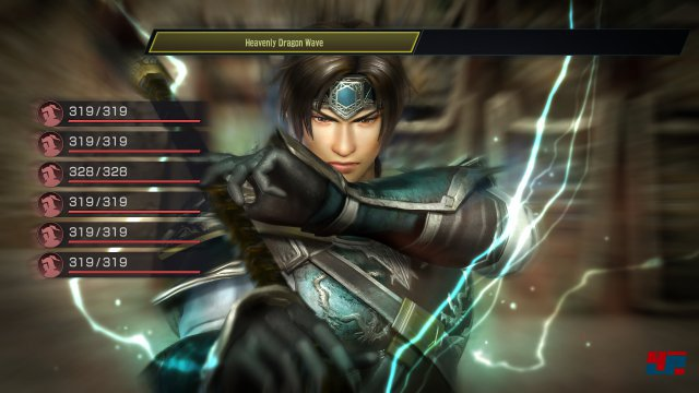 Screenshot - Dynasty Warriors: Godseekers (PS4) 92540129