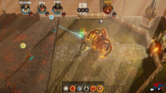 Screenshot - Might & Magic Showdown (PC) 92539341