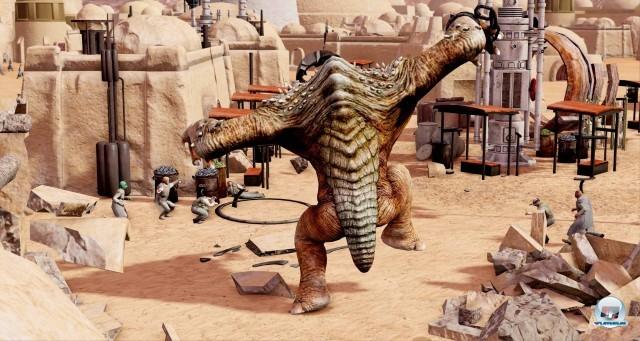 Screenshot - Kinect Star Wars (360) 2244702