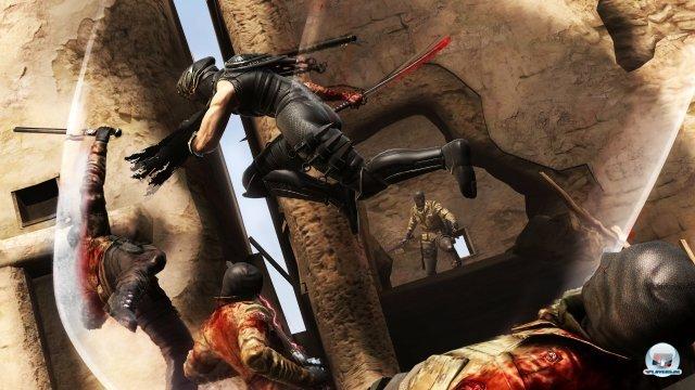 Screenshot - Ninja Gaiden 3 - Razor's Edge (Arbeitstitel) (Wii_U) 2362927