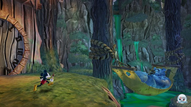 Screenshot - Micky Epic: Die Macht der 2  (360) 2397542