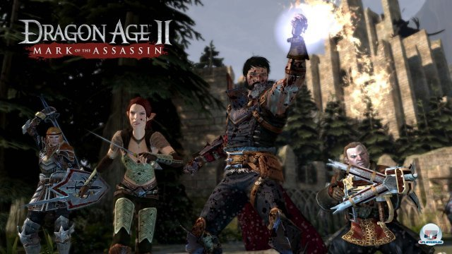 Screenshot - Dragon Age II (PC)