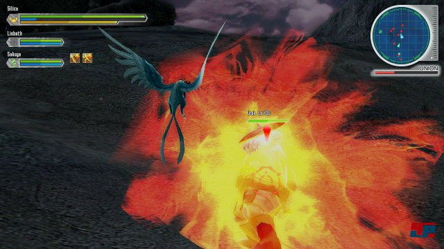 Screenshot - Sword Art Online: Lost Song (PlayStation3)