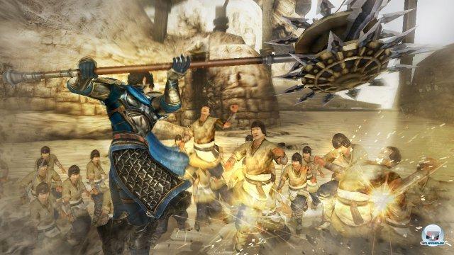 Screenshot - Dynasty Warriors 8 (PlayStation3) 92433967