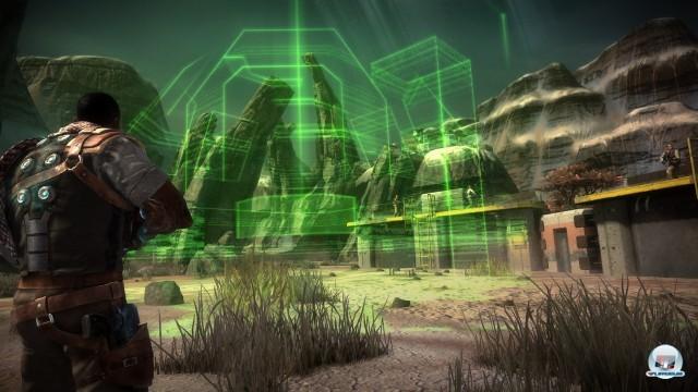 Screenshot - Starhawk (PlayStation3) 2228062