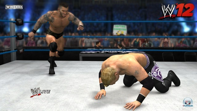 Screenshot - WWE '12 (PlayStation3) 2251962
