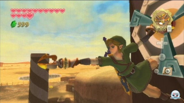 Screenshot - The Legend of Zelda: Skyward Sword (Wii) 2271102