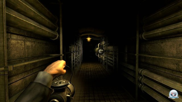 Screenshot - Amnesia: A Machine for Pigs (PC-CDROM)